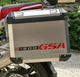 1200 GSA Pannier Sticker