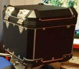 R1200 GS Adventure Black Top Box wrap kit Air Cooled