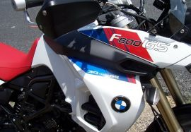 F800GS 30 years decal set